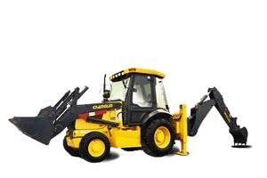 常林挖掘装载机