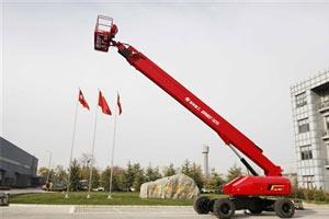 京城重工直臂式高空作业平台