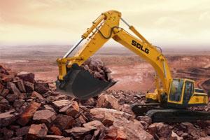 临工挖掘机