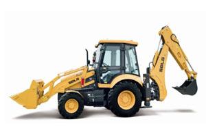 临工挖掘装载机