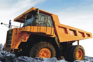 同力重工矿用自卸车