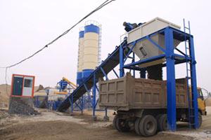 亚龙厂拌设备
