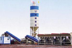 银锚建机厂拌设备