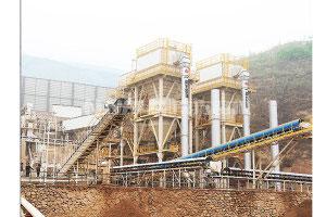 南方路机机制砂生产设备