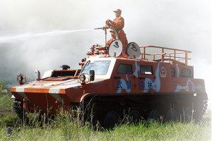 江麓机电消防车