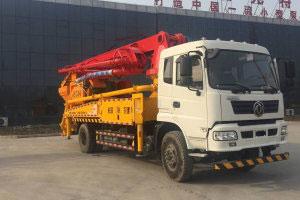长垣农建泵车