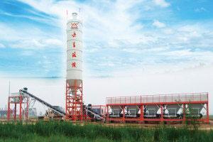 岳首厂拌设备图片