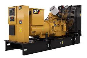 卡特彼勒柴油发电机
