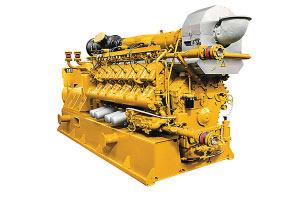 卡特彼勒燃气发电机