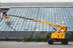 Haulotte直臂式高空作业平台