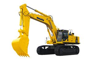 小松挖掘机