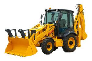 柳工挖掘装载机