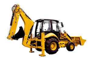 成工挖掘装载机