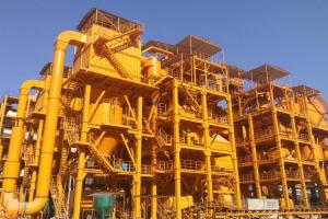 铁建重工机制砂生产设备